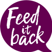 Feed It Back logo