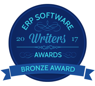 ERP writers award