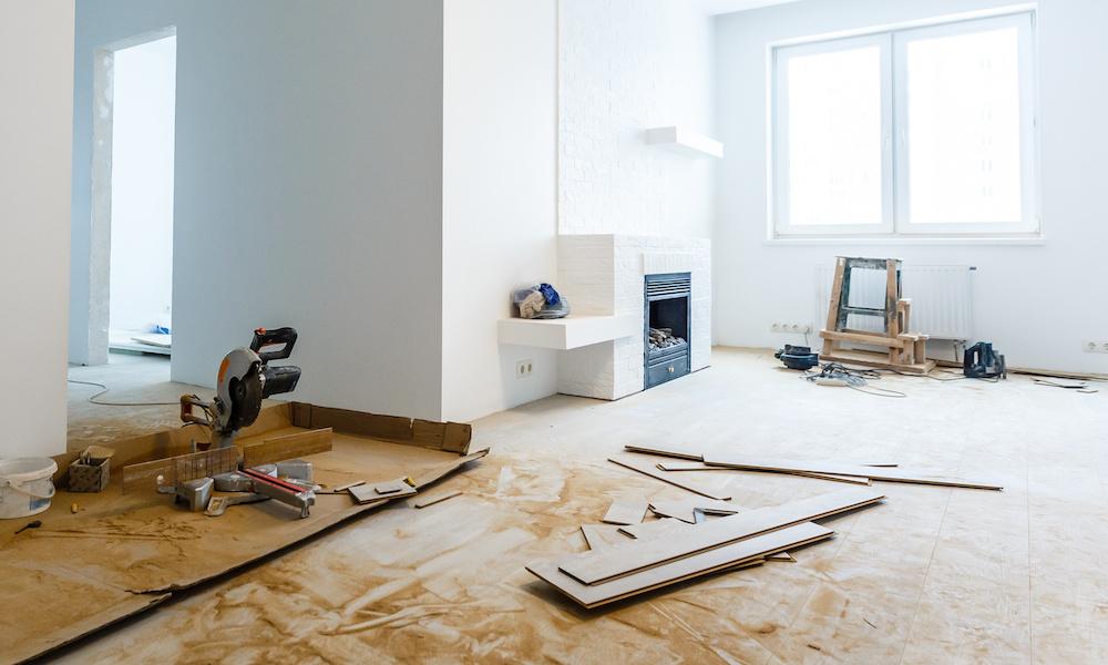Totalrenovering hus tips
