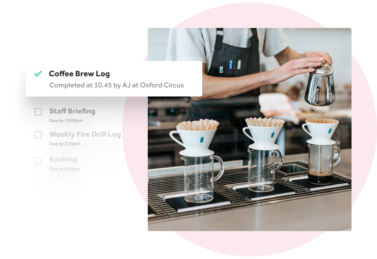 Drive customer loyalty with high quality coffee experiences
