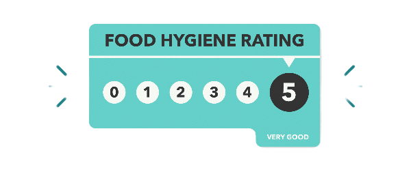 Scores on the doors food hygiene rating