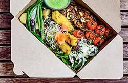 Salad box