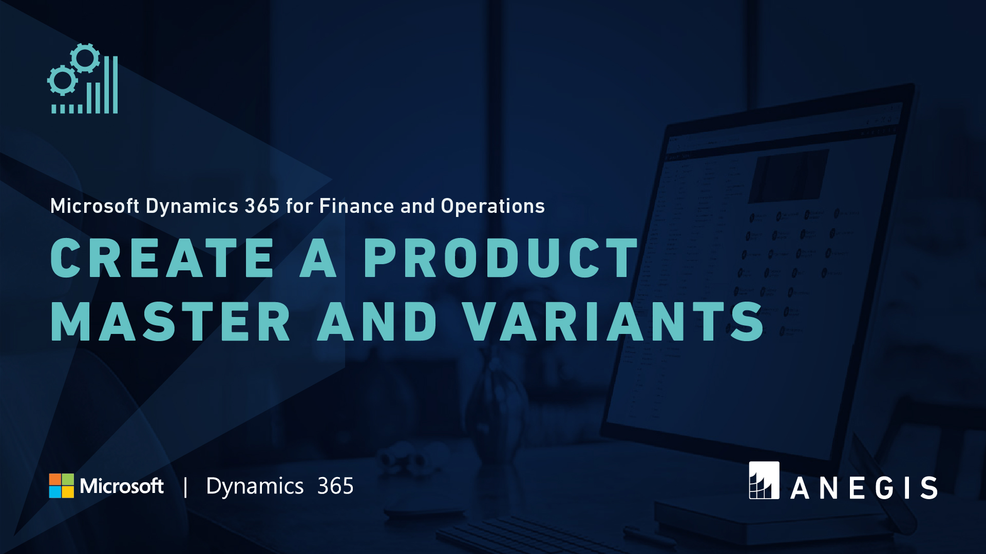 D365 F&O: Create a Product Master and Variants