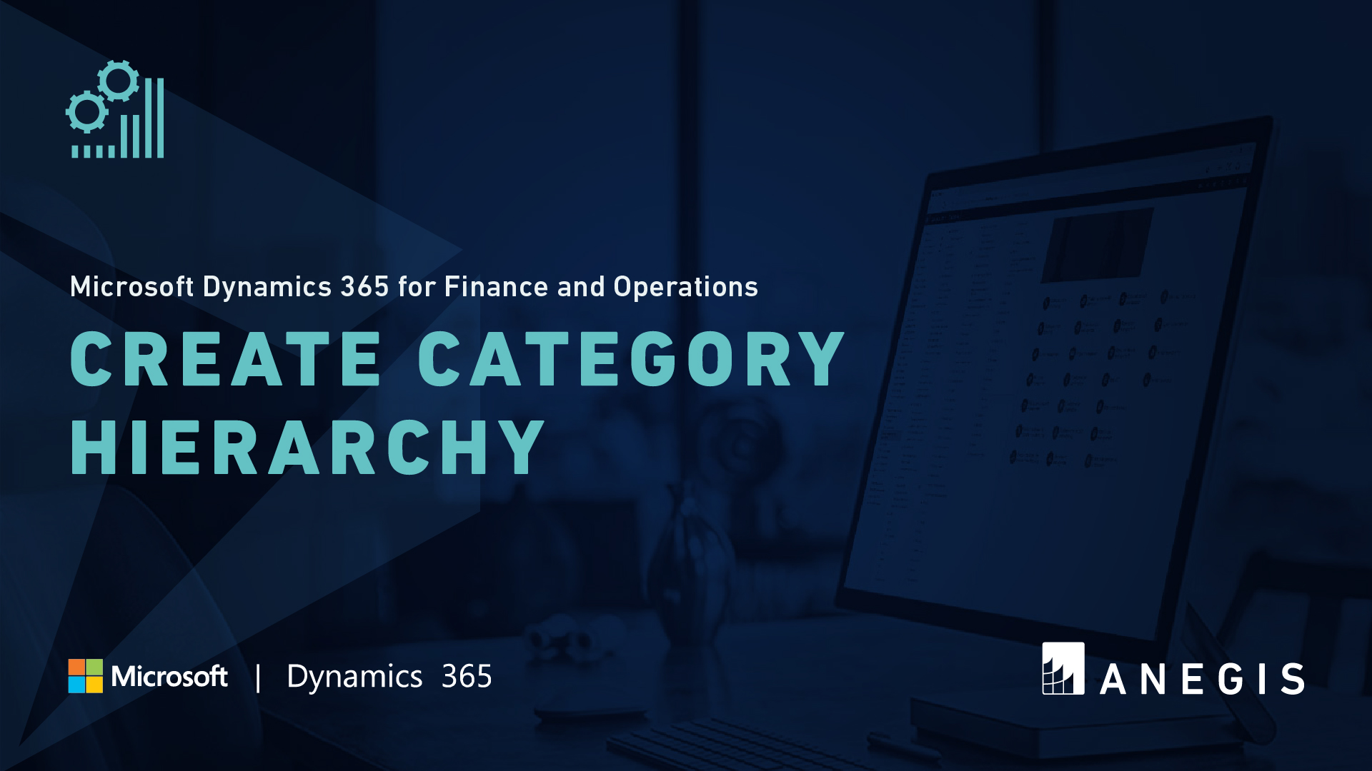 D365 F&O: Create Category Hierarchy