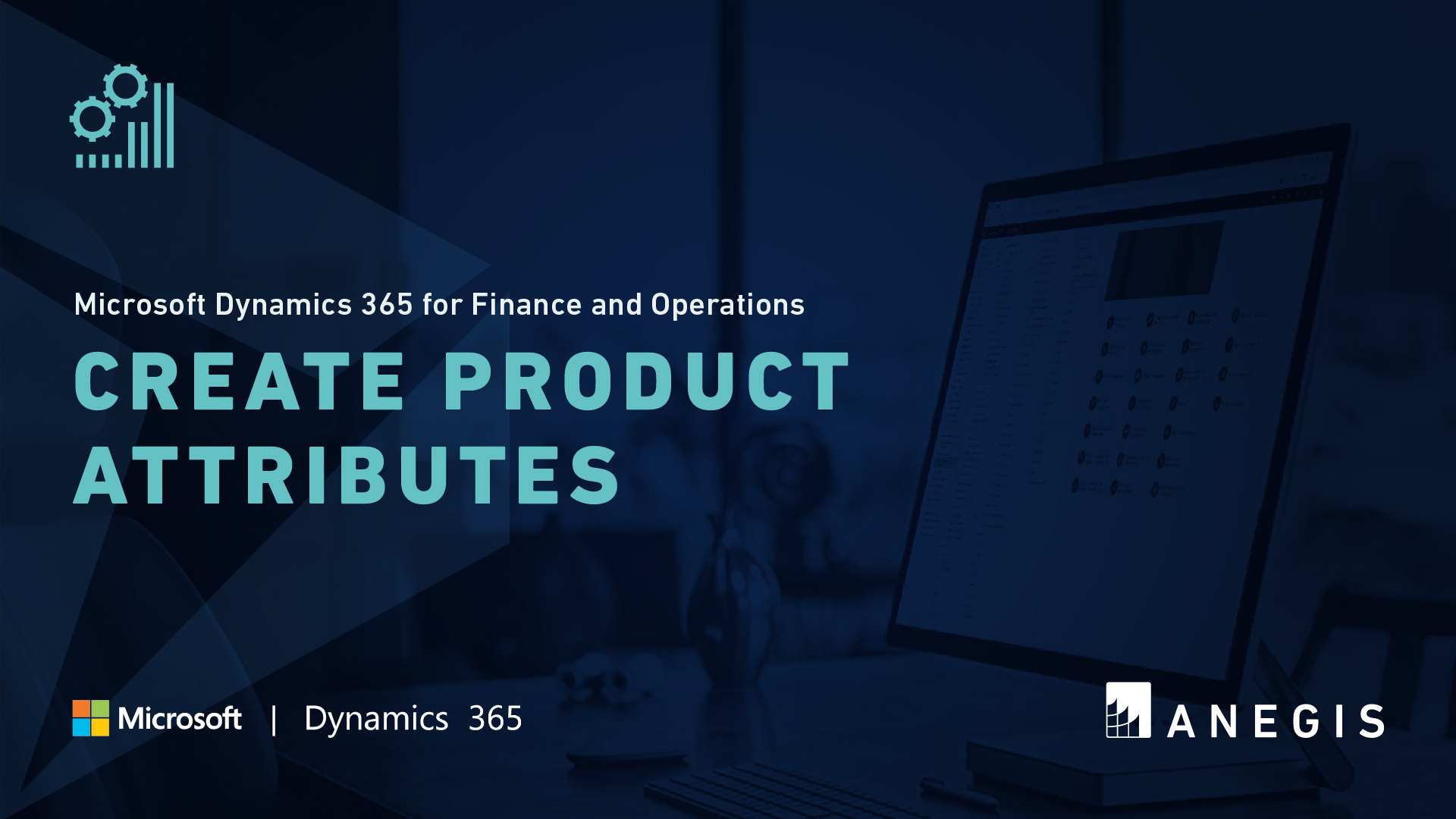 D365 F&O: Create Product Attributes