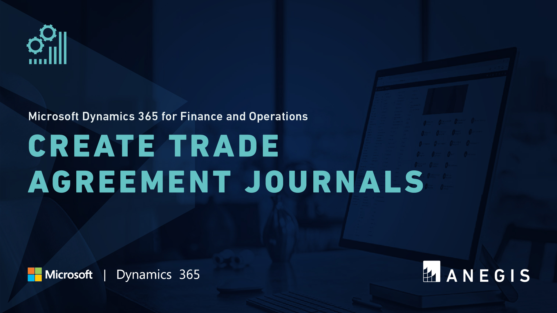 D365 F&O: Create Trade Agreement Journals