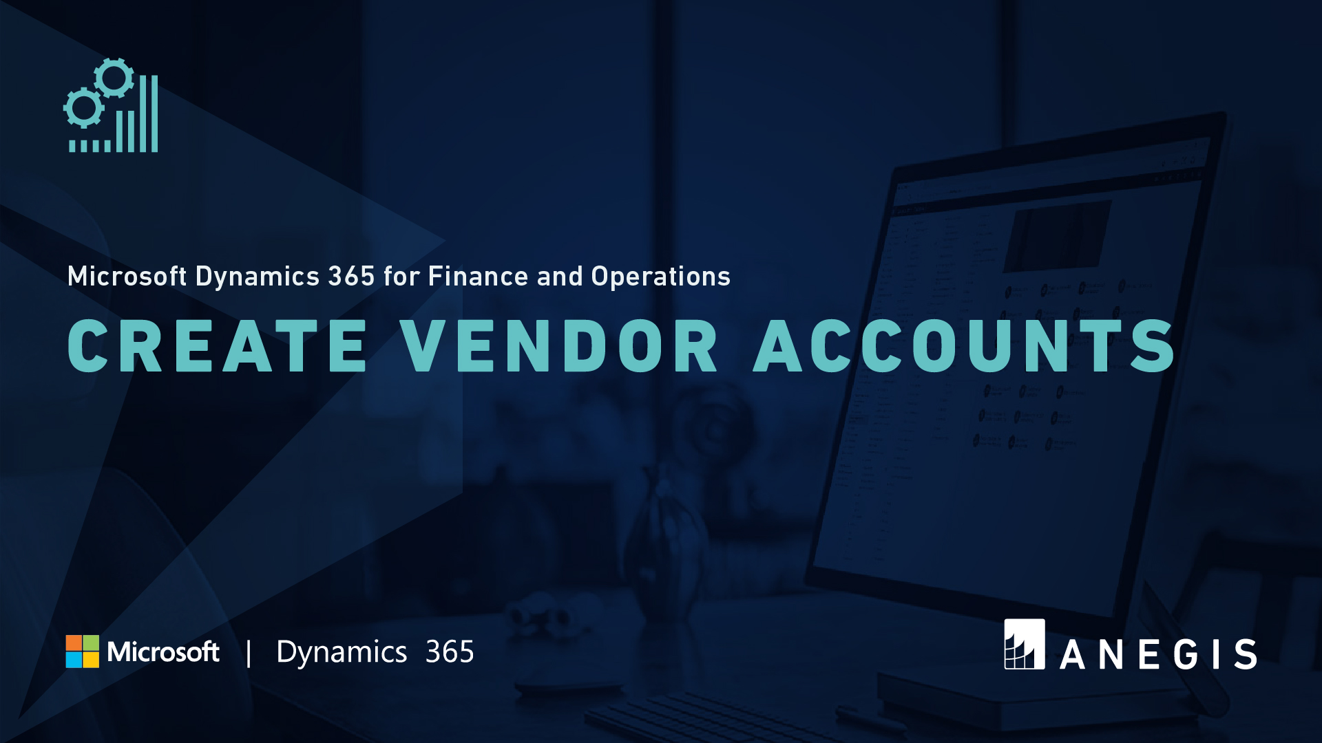 D365 F&O: Create Vendor Accounts