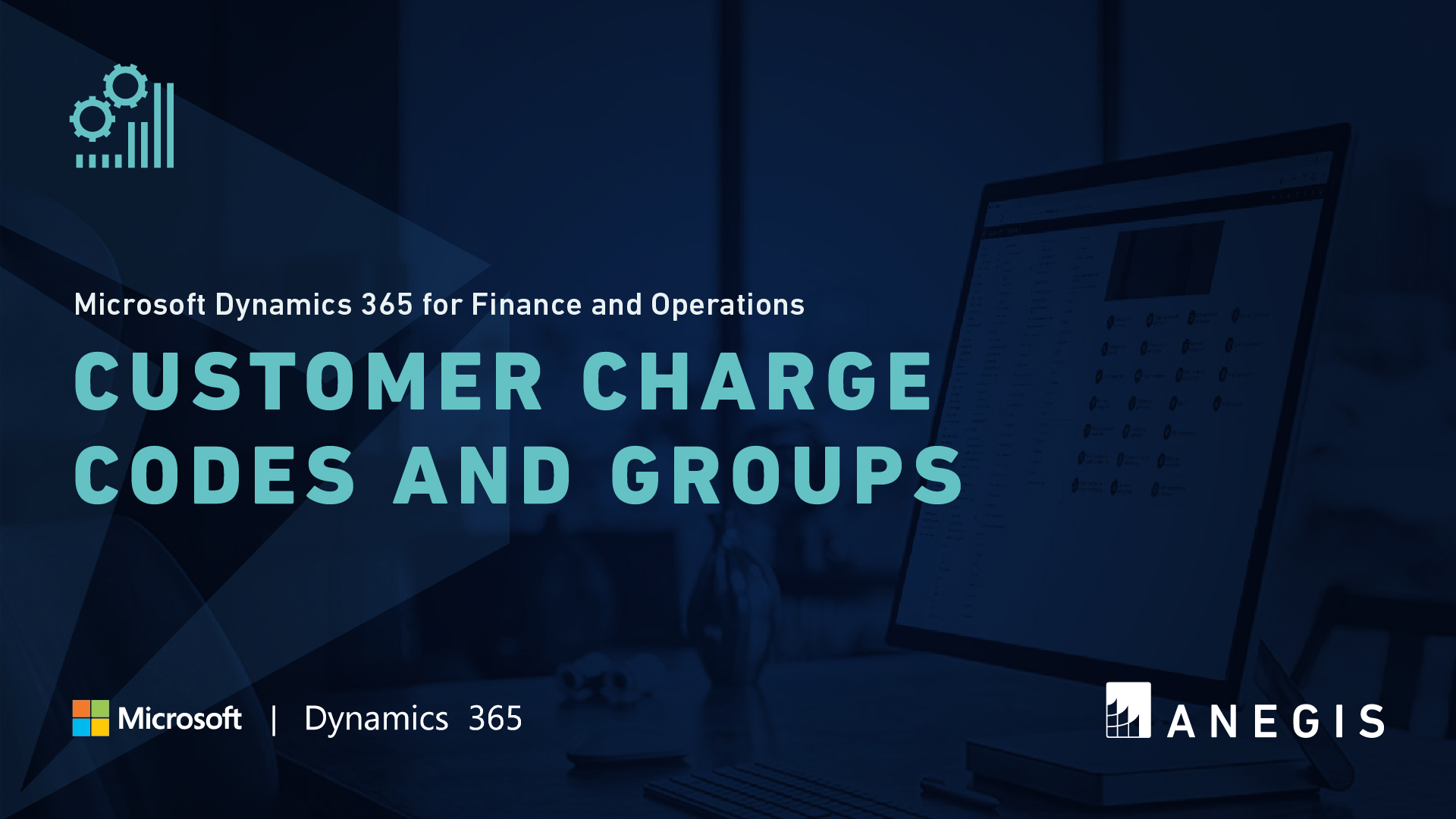 D365 F&O: Customer Charge Codes and Groups