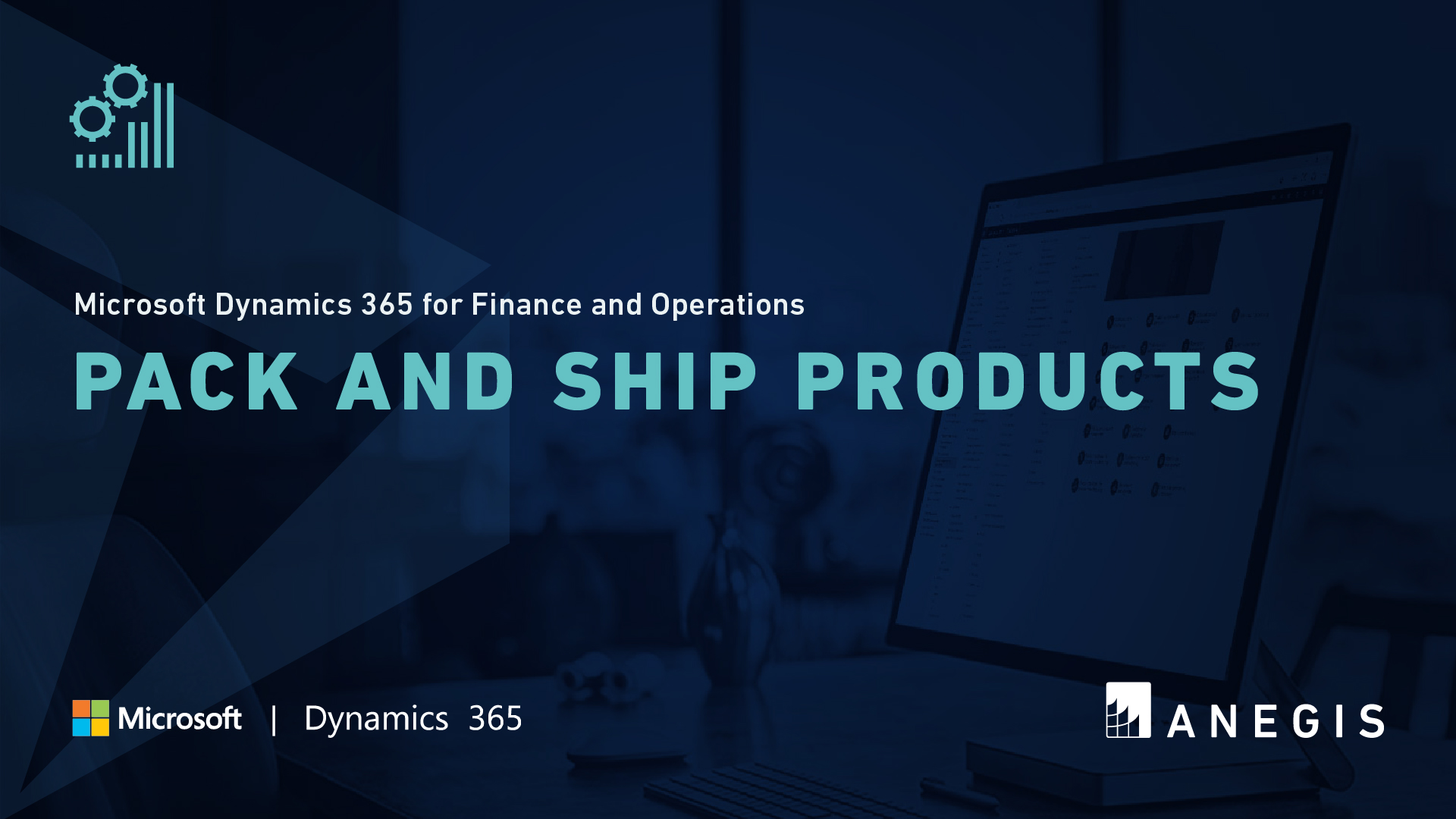 D365 F&O: Pack and Ship Products