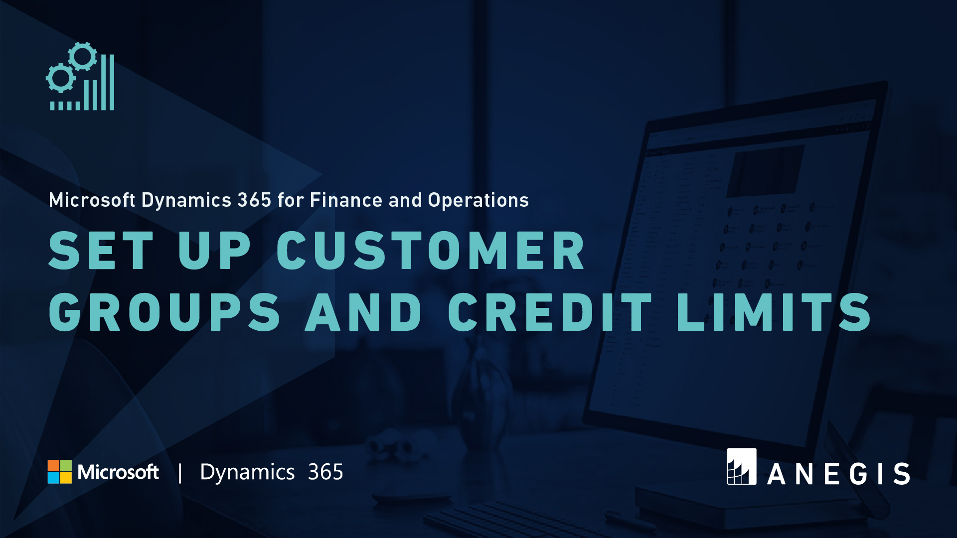 D365 F&O: Set up Customer Groups and Credit Limits