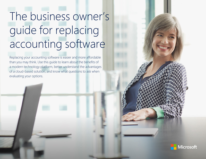 Business owners guide to replacing accounting software