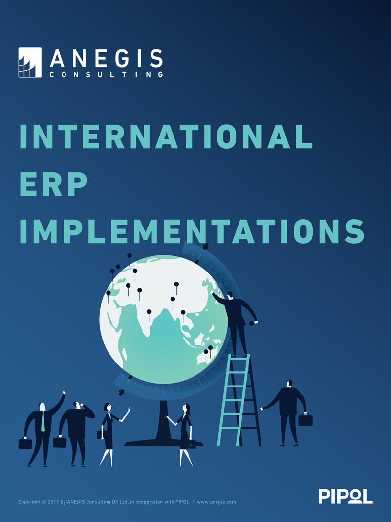 International implementations– the shortest path to success