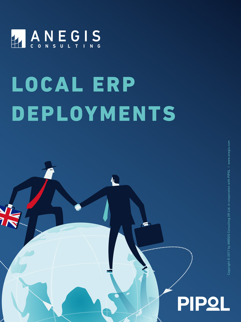 Local ERP deployments – preparing to overcome the challenges