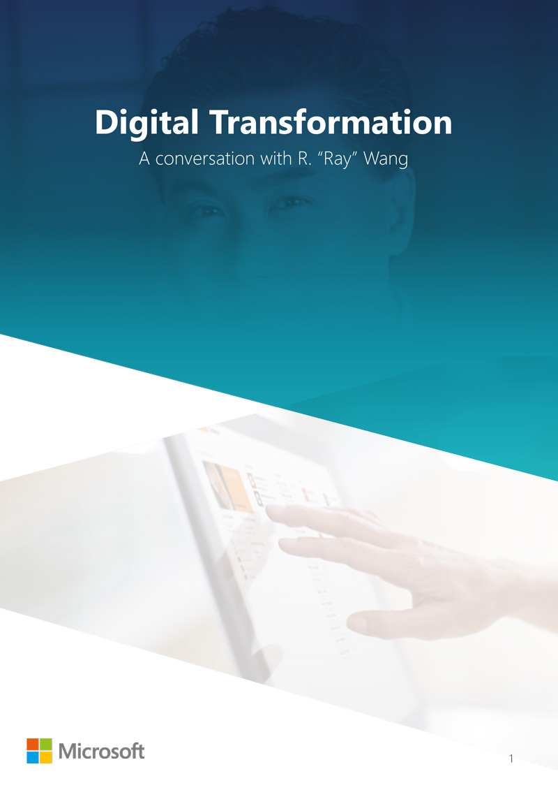 Why should you prioritise digital transformation?