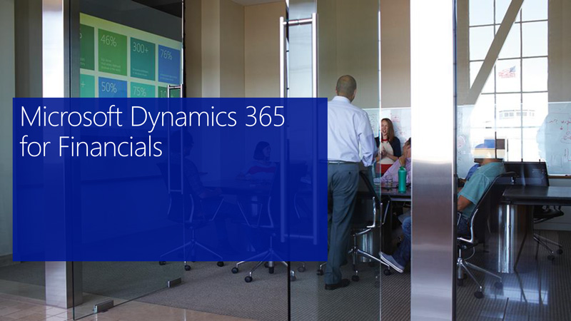 Your quickstart guide to D365 for Financials