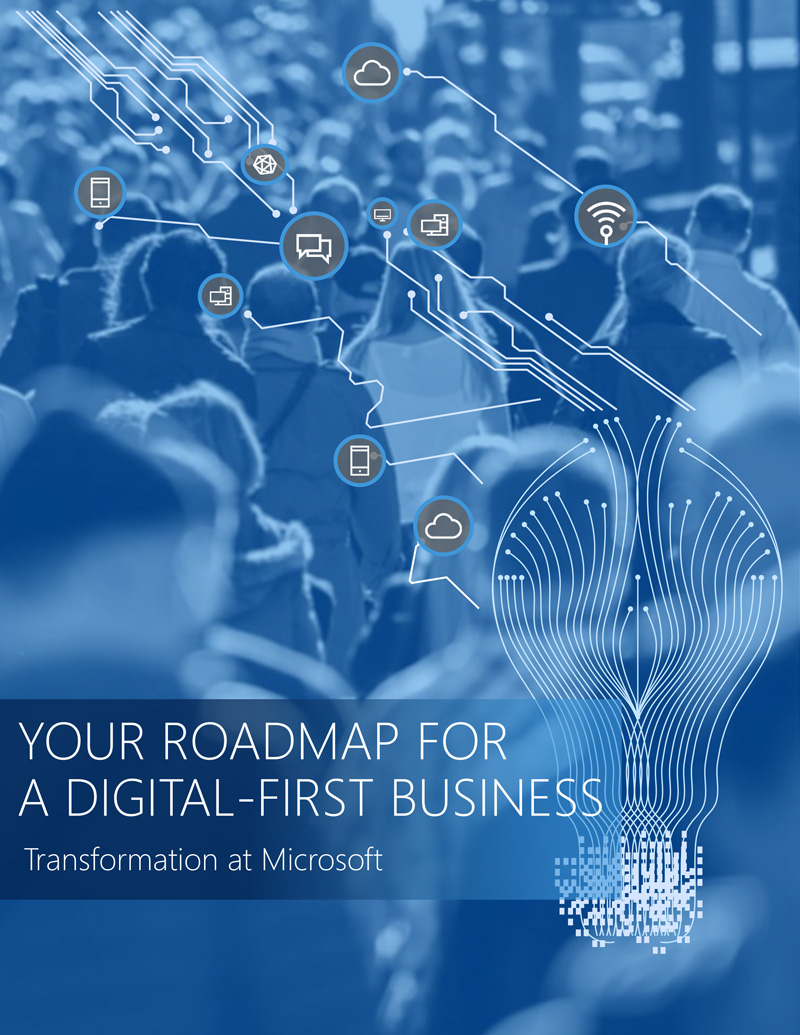 Your roadmap for a digital-first business