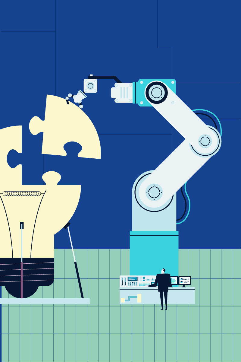 How IoT is driving smart manufacturing