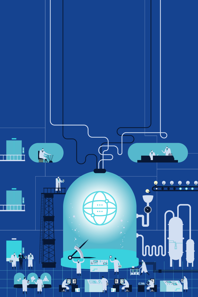 Transforming manufacturing operations with IoT