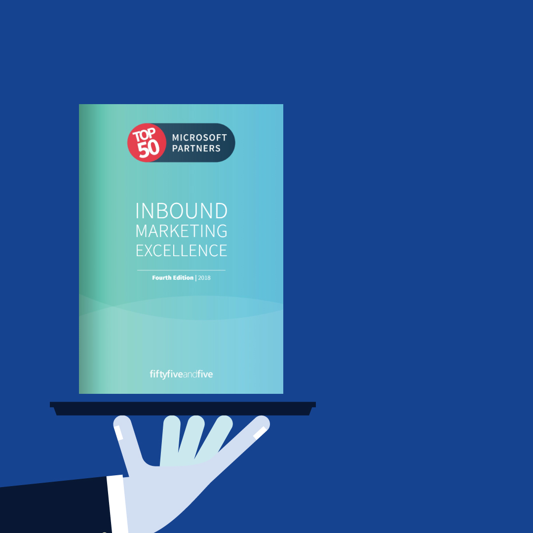 ANEGIS ranked high in Microsoft Partners Inbound Marketing Excellence Report 2018