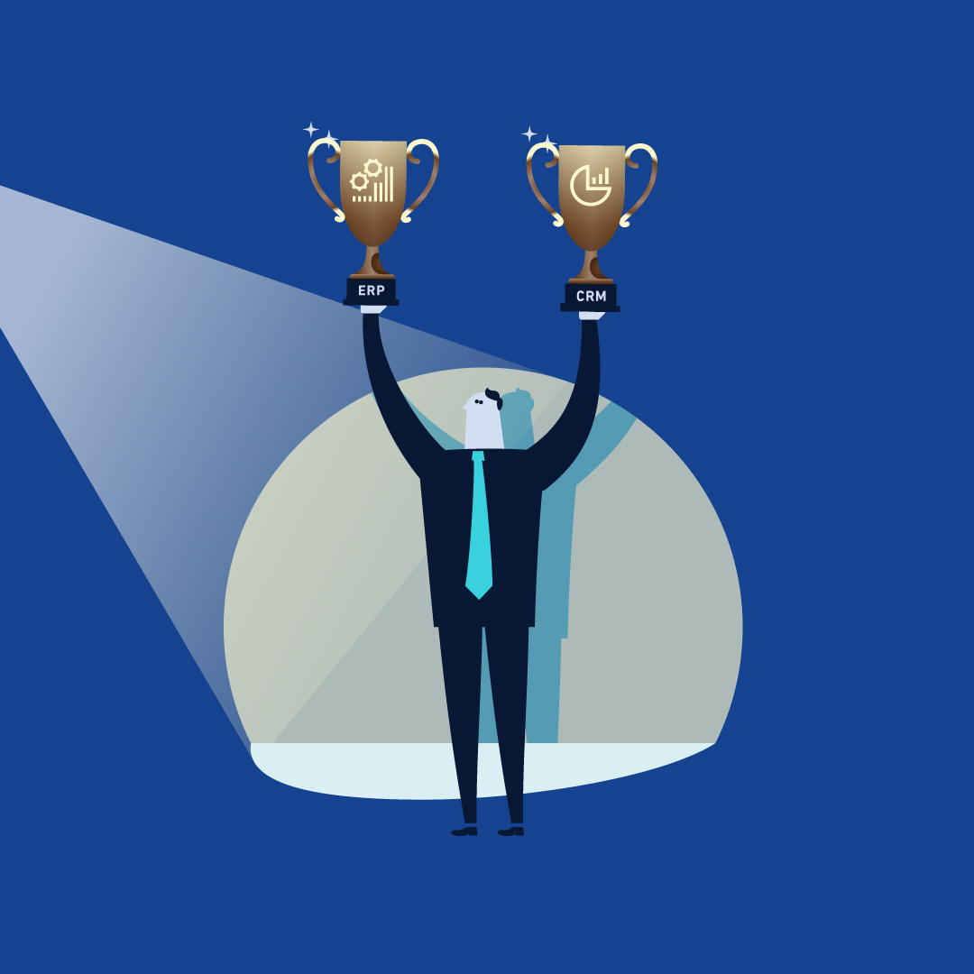 ANEGIS in third place in ERP&CRM Microsoft Poland Partner ranking
