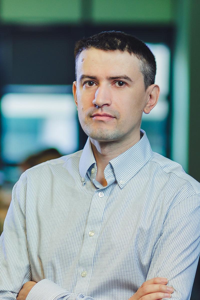 Sergii Borshchenko