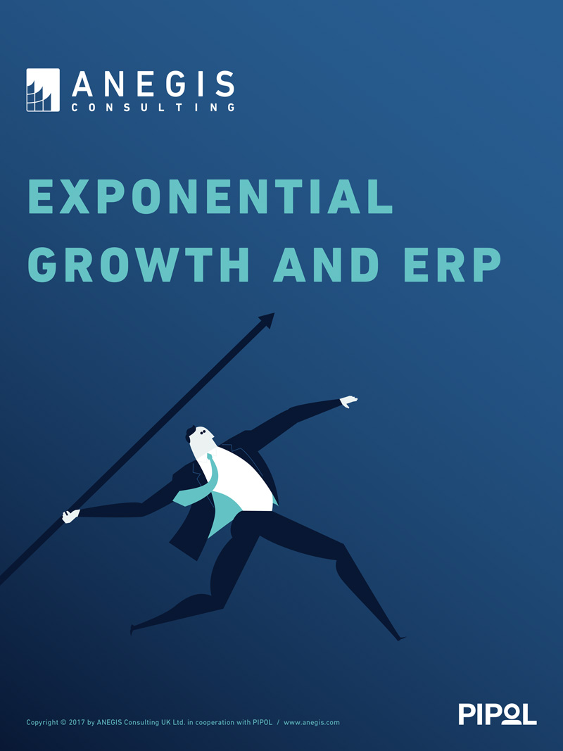 Exponential growth and ERP