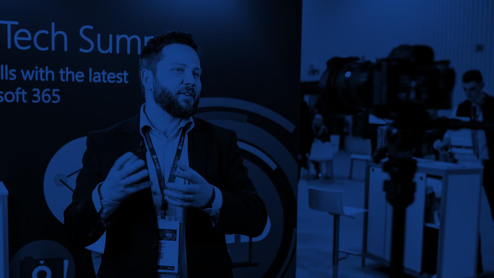 Microsoft Tech Summit Warszawa 2018 zakończony sukcesem