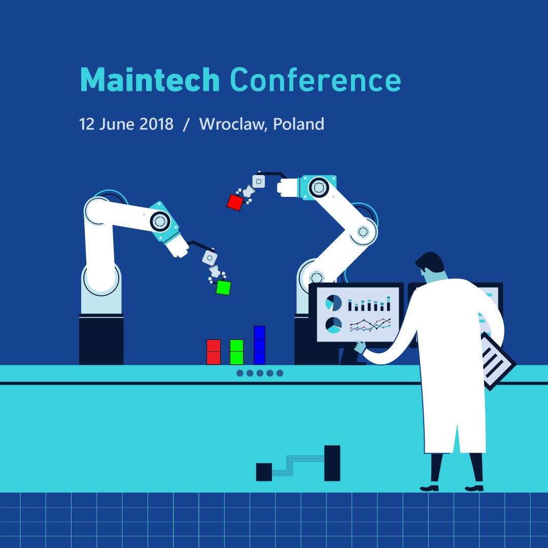 ANEGIS zaprezentuje innowacyjną technologię dla linii produkcyjnych podczas konferencji Maintech