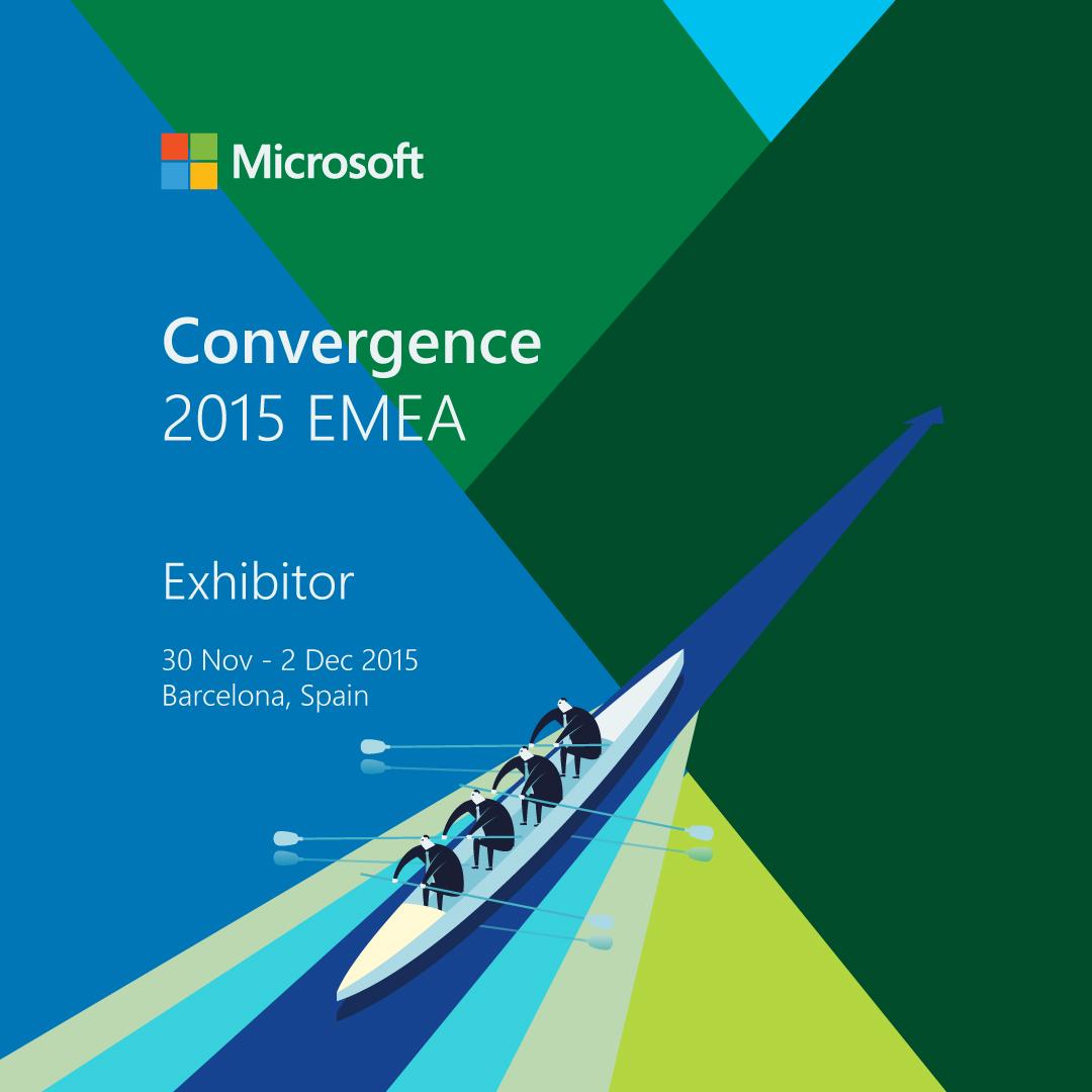 ANEGIS uczestnikiem konferencji Microsoft Convergence 2015 EMEA