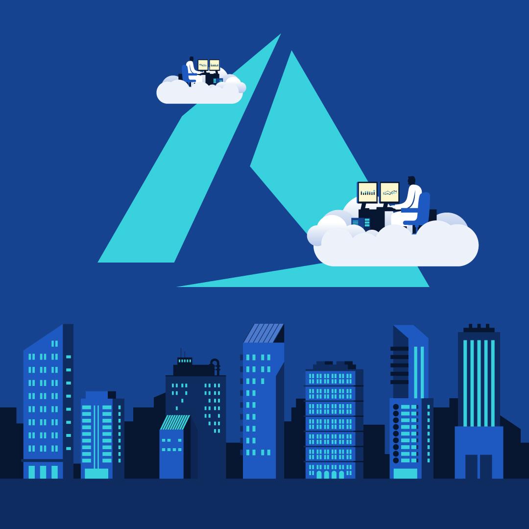 Migracja centrów danych do platformy Azure