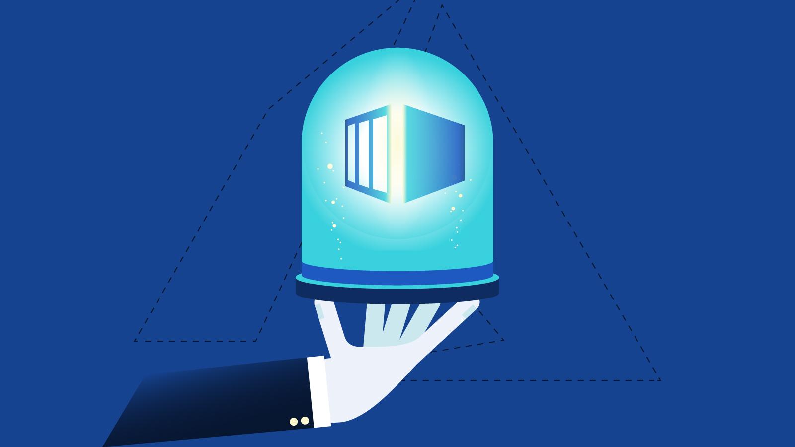 Serverless na przykładzie Azure Kubernetes Service
