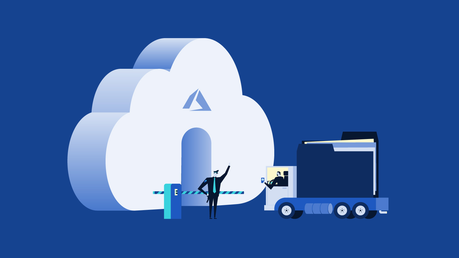 Introduction to Azure: Archiving Data in Azure. Securely storing enterprise data in the cloud