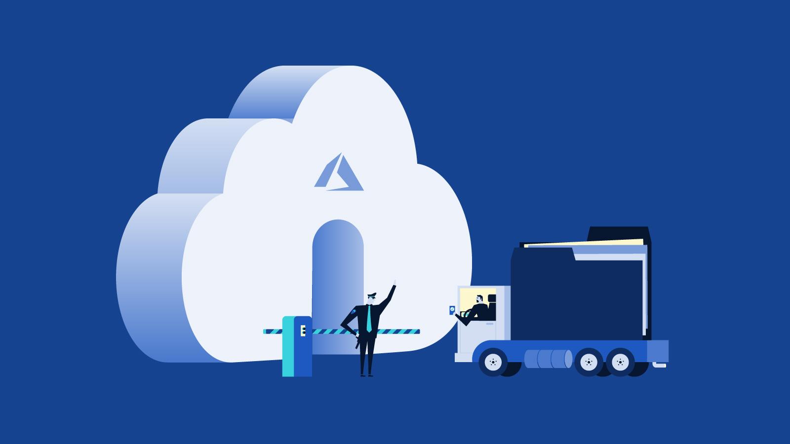 Wstęp do Azure: Archiwizacja danych w Azure. Bezpieczne przechowywanie danych przedsiębiorstwa w chmurze