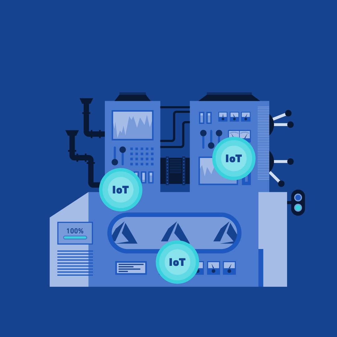 Inteligentne monitorowanie procesów produkcyjnych w Azure