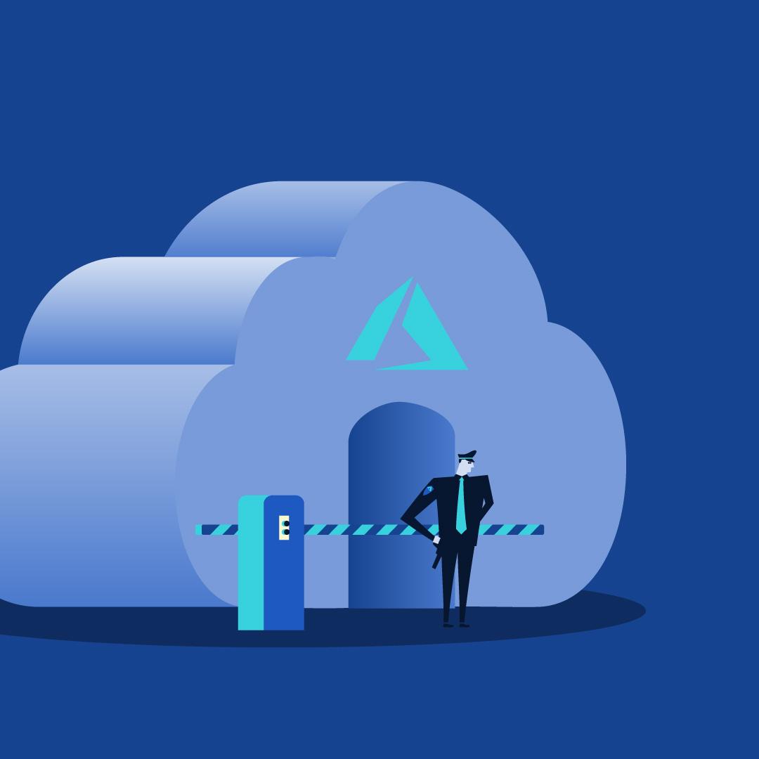 Wstęp do bezpieczeństwa w chmurze na przykładzie platformy Azure