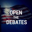 Open The Debates