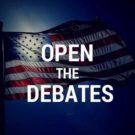 Open The Debates | Independent Voter News