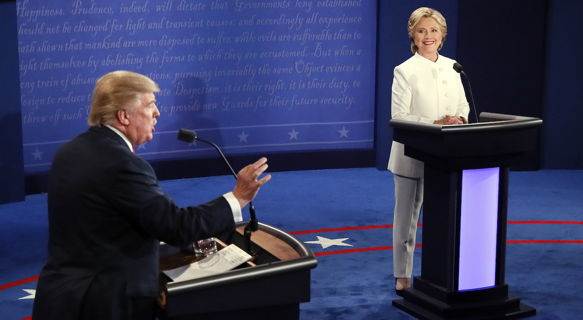 The Fight Against The Rigged Presidential Debates Continues