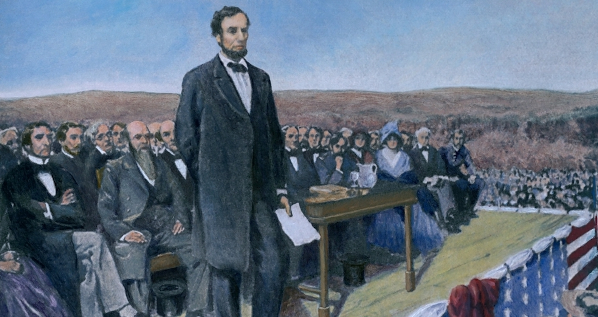 OPINION: Lincoln Was Wrong; Government Of, By, & For The People Was Always Aspirational