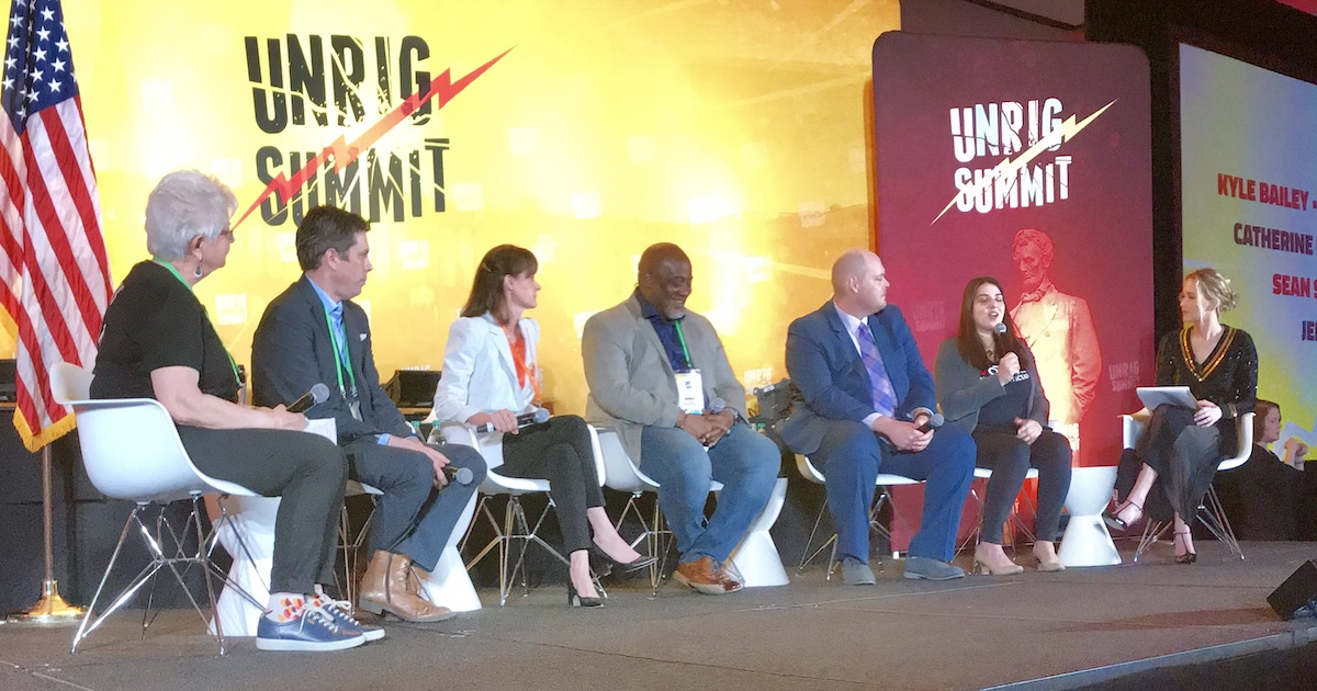 2019 Unrig Summit Celebrates Historic Victories Over Two-Party Duopoly | Independent Voter News