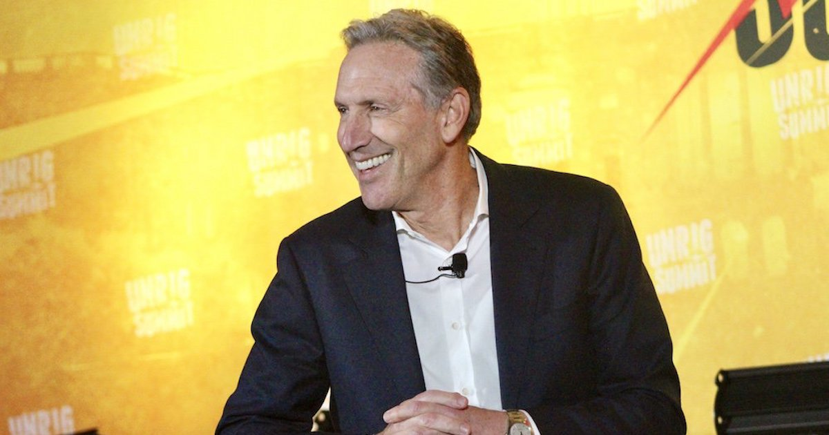 Howard Schultz: The Centrist Savior In Our Political Crisis?