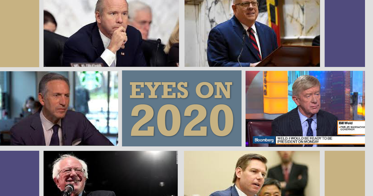 Eyes on 2020: Independents to Call on Candidates to Demand Open Presidential Primaries | Independent Voter News