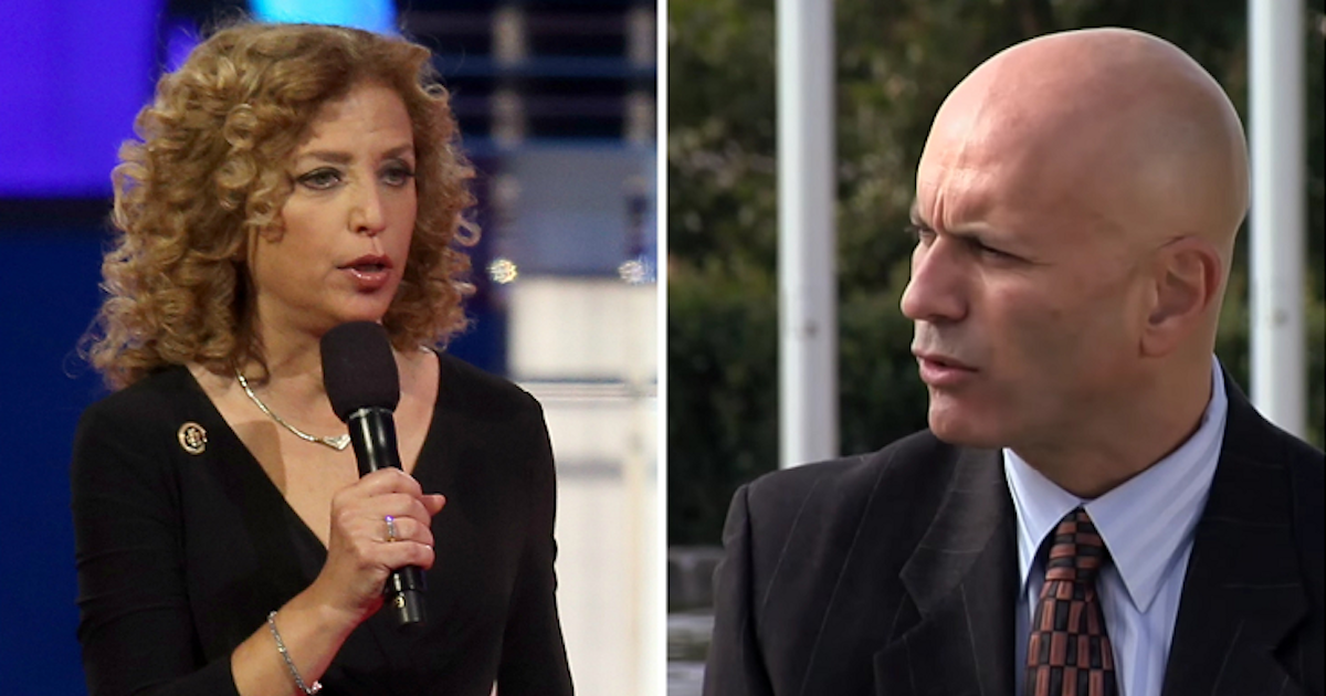Tim Canova on the Fall of Democracy in Debbie Wasserman Schultz's District