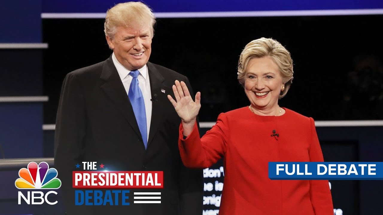 Undercard: The Real Fight is to Open Presidential Debates