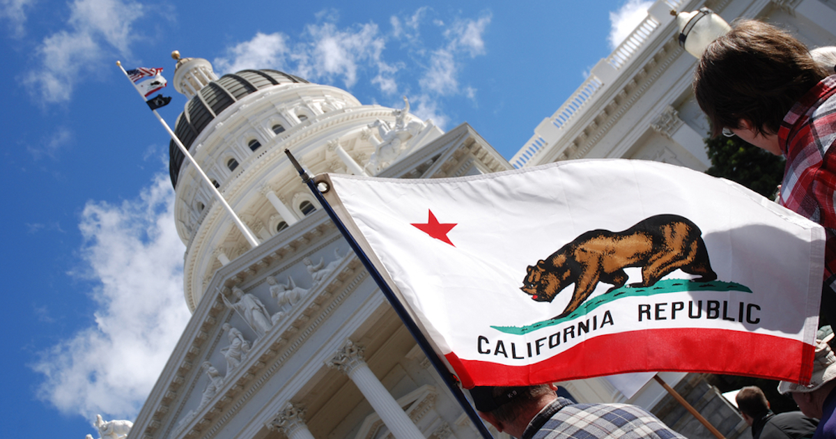 California: Partisan Insiders Frustrated by UNRIGGED Top-Two Primary