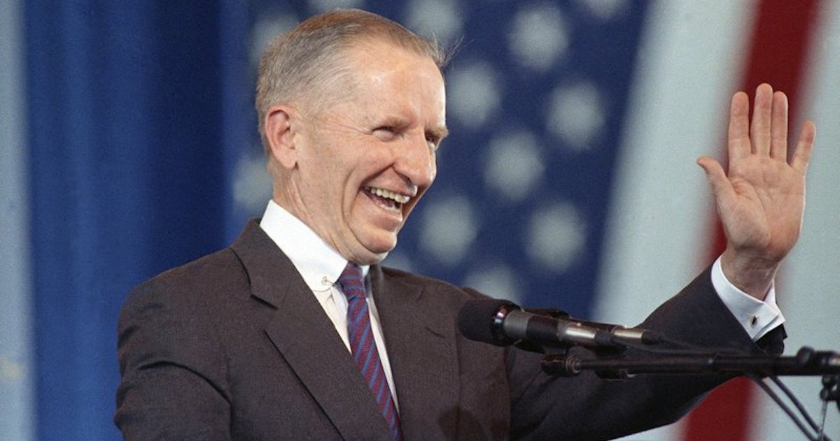 Ross Perot: The Legacy of an Independent Candidate | Independent Voter News