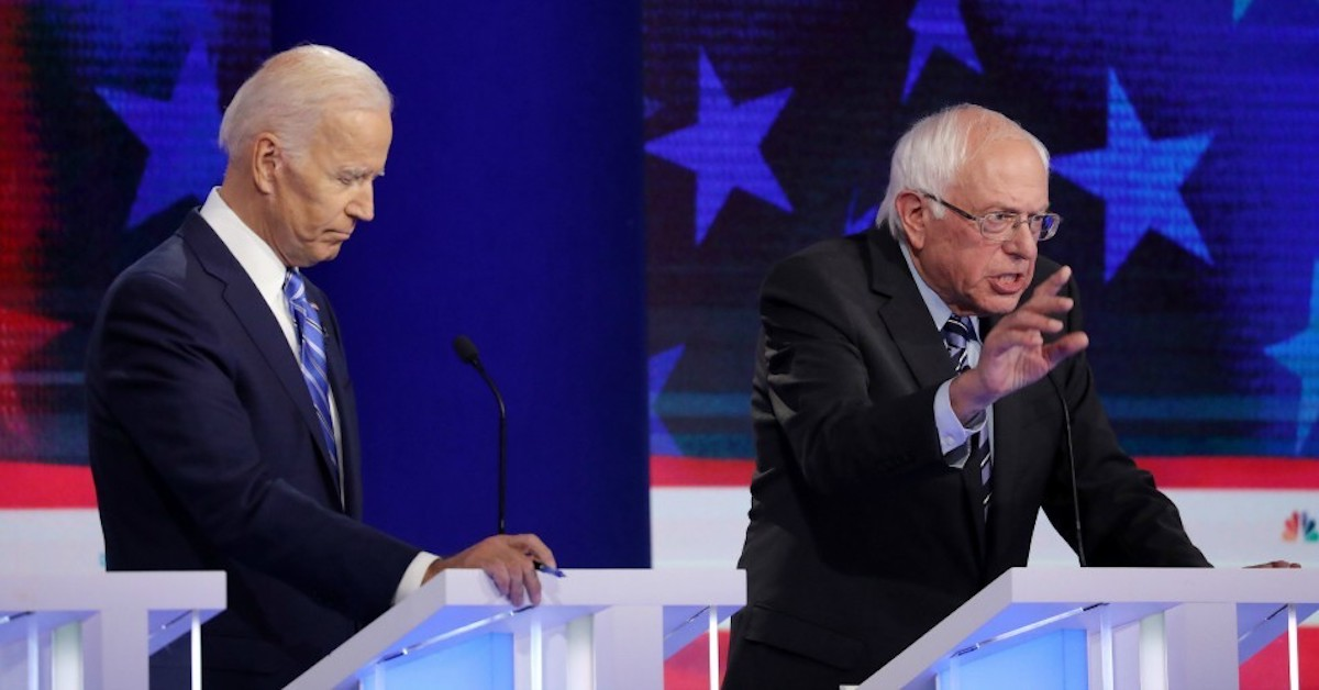 Bernie Sanders: DNC Debate Demeaning to Candidates and American People