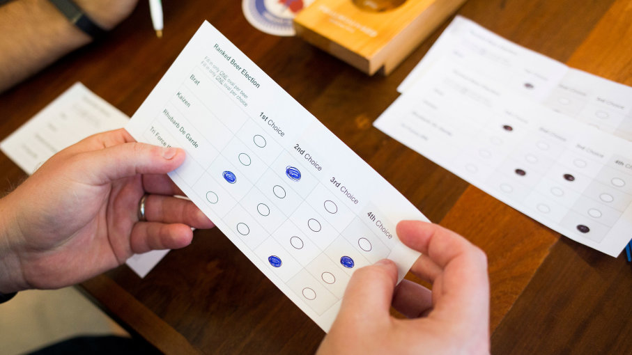 Ranked Choice Voting for Presidential Elections Headed to Maine Governor's Desk | Independent Voter News