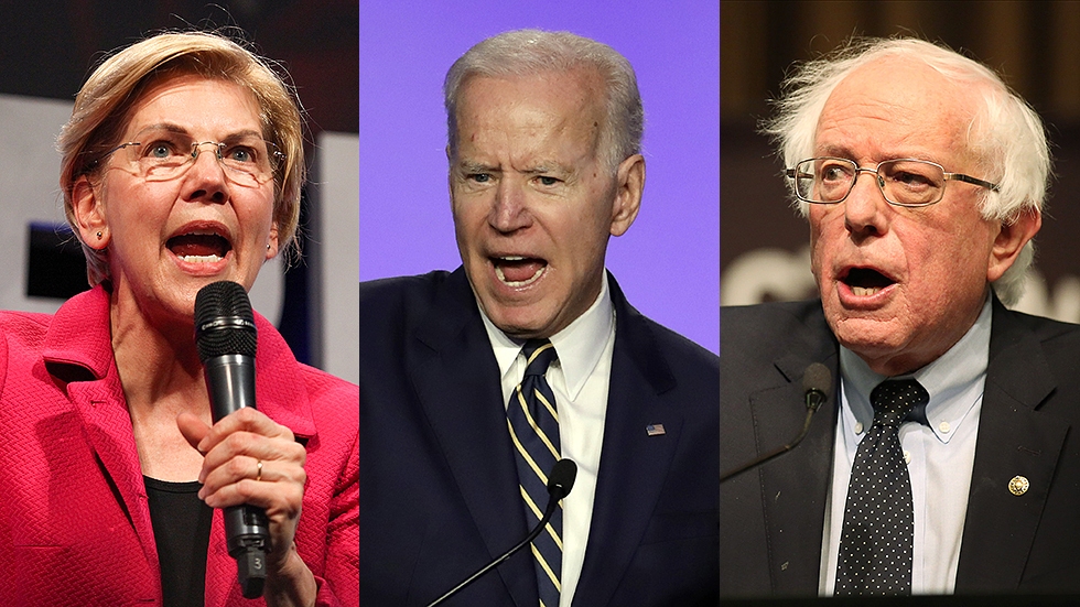 Groundbreaking Poll Shows One Primary Rival Beats Biden in Head-to-Head Contest | Independent Voter News