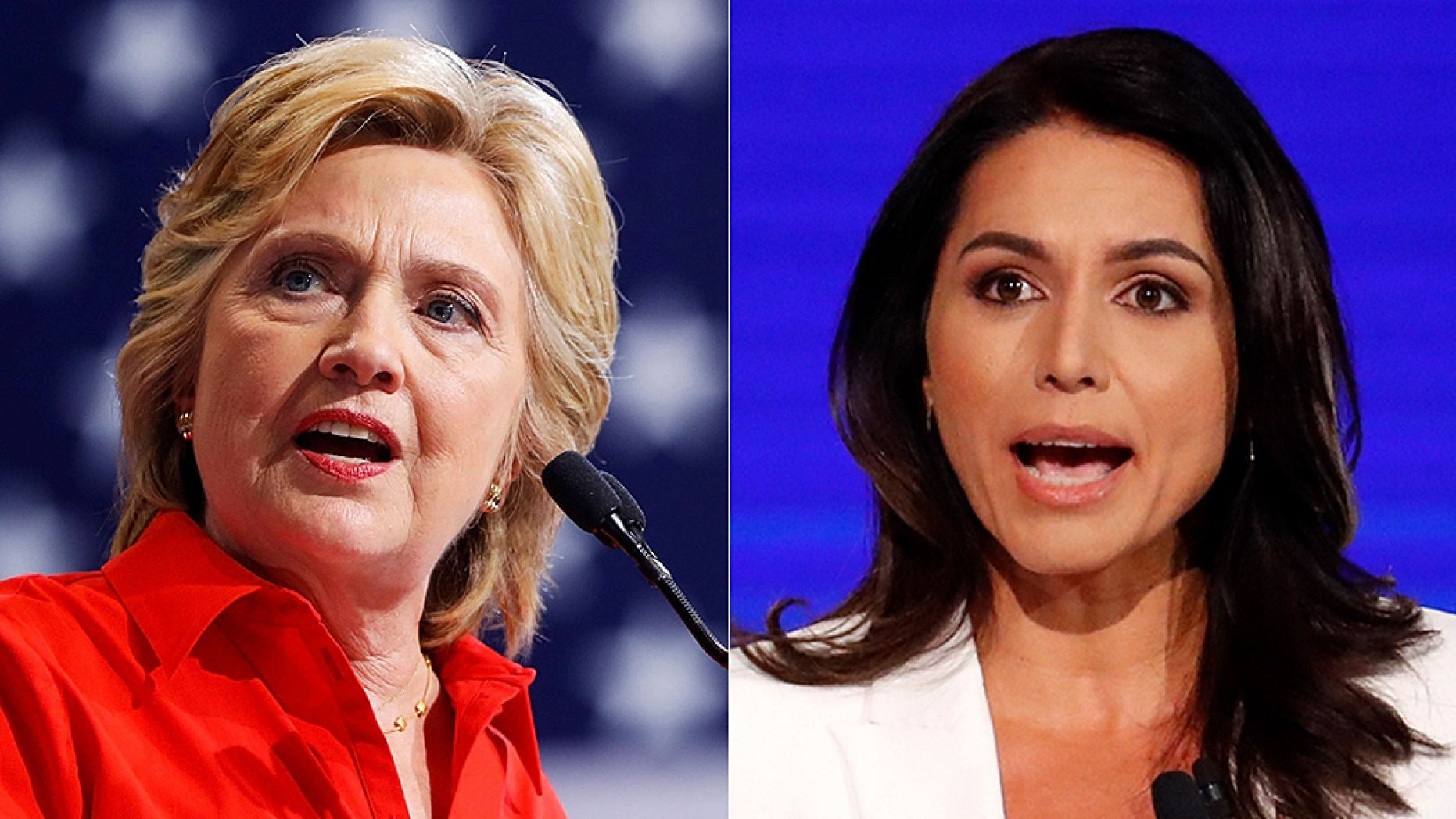 Tulsi Gabbard Claps Back at Hillary Clinton for Suggesting Russia Is Grooming Her For Third-Party Run